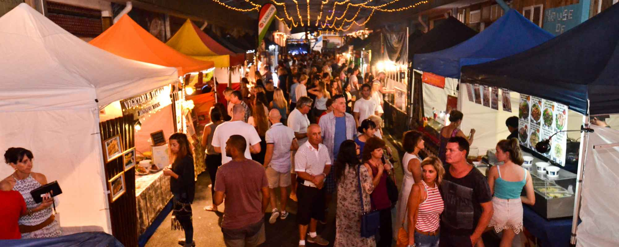 Miami Marketta Street Food and live music