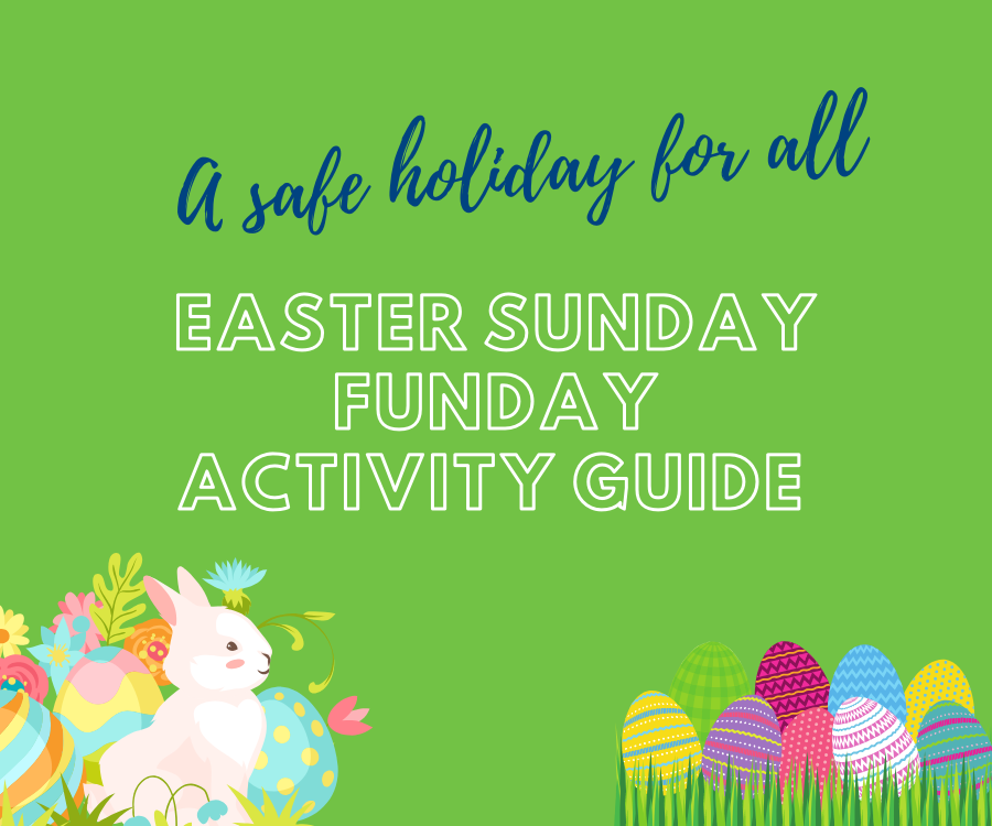 Easter Sunday Funday Activity Guide