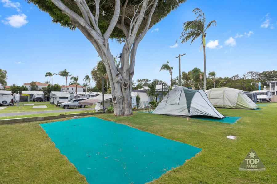 Gold Coast Camping Near Beach | Nobby Beach Holiday Village