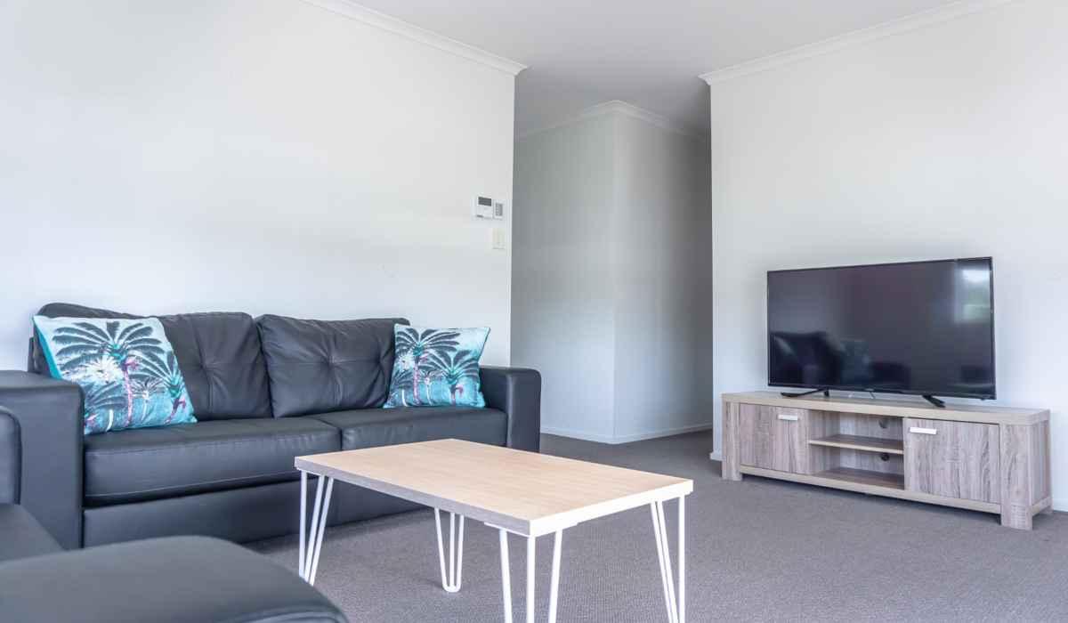 Garden Penthouse 2nd Living room