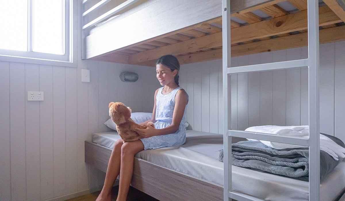 2nd bedroom - Bunk Room