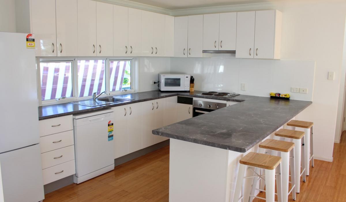 Garden Penthouse Kitchen