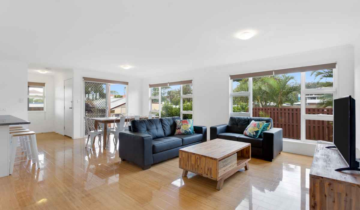 Garden Penthouse perfect for large groups