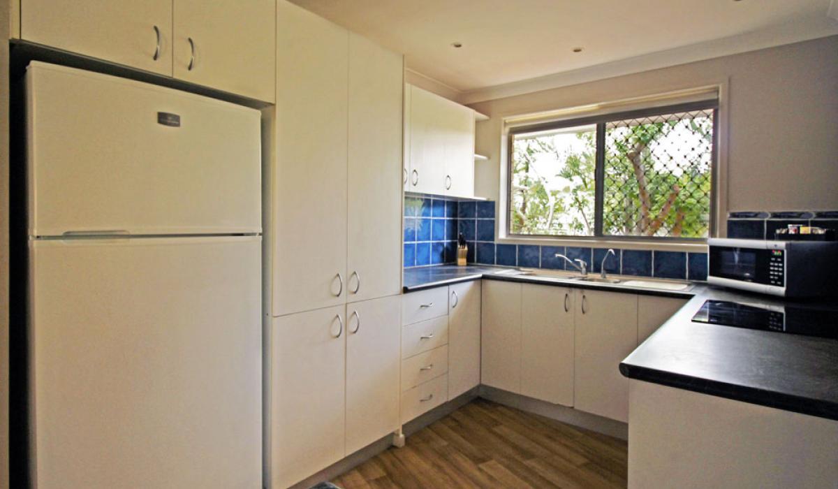 Garden House 39 Kitchen