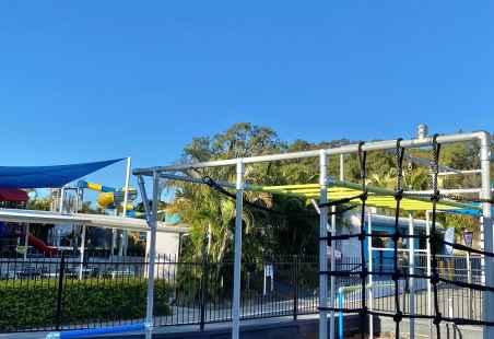 New Ninja Playground for your Ninja Warrior opening soon!