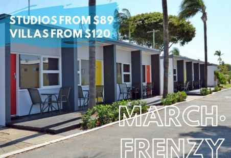 March Frenzy Massive Savings