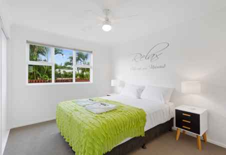 Garden Penthouse Bedroom