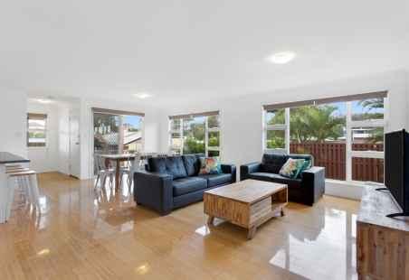 Garden Penthouse Living Area