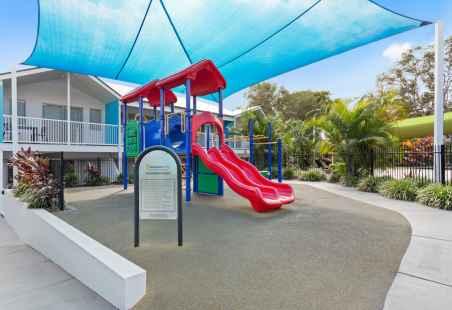 Undercover Junior Playground