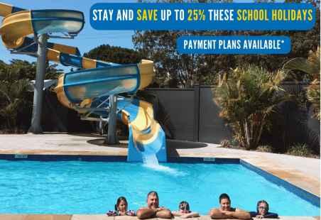 School Holidays Stay & Save
