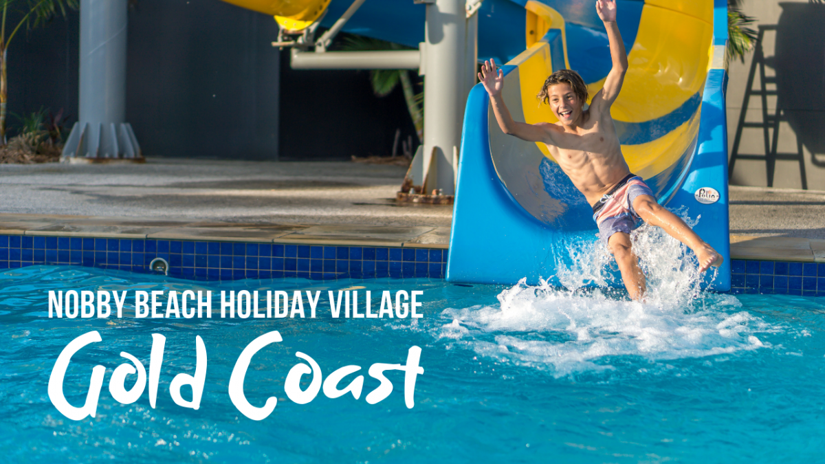 Nobby Beach Holiday Village Promotional Village